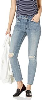 product image for James Jeans Women's James Twiggy Ankle Stepped