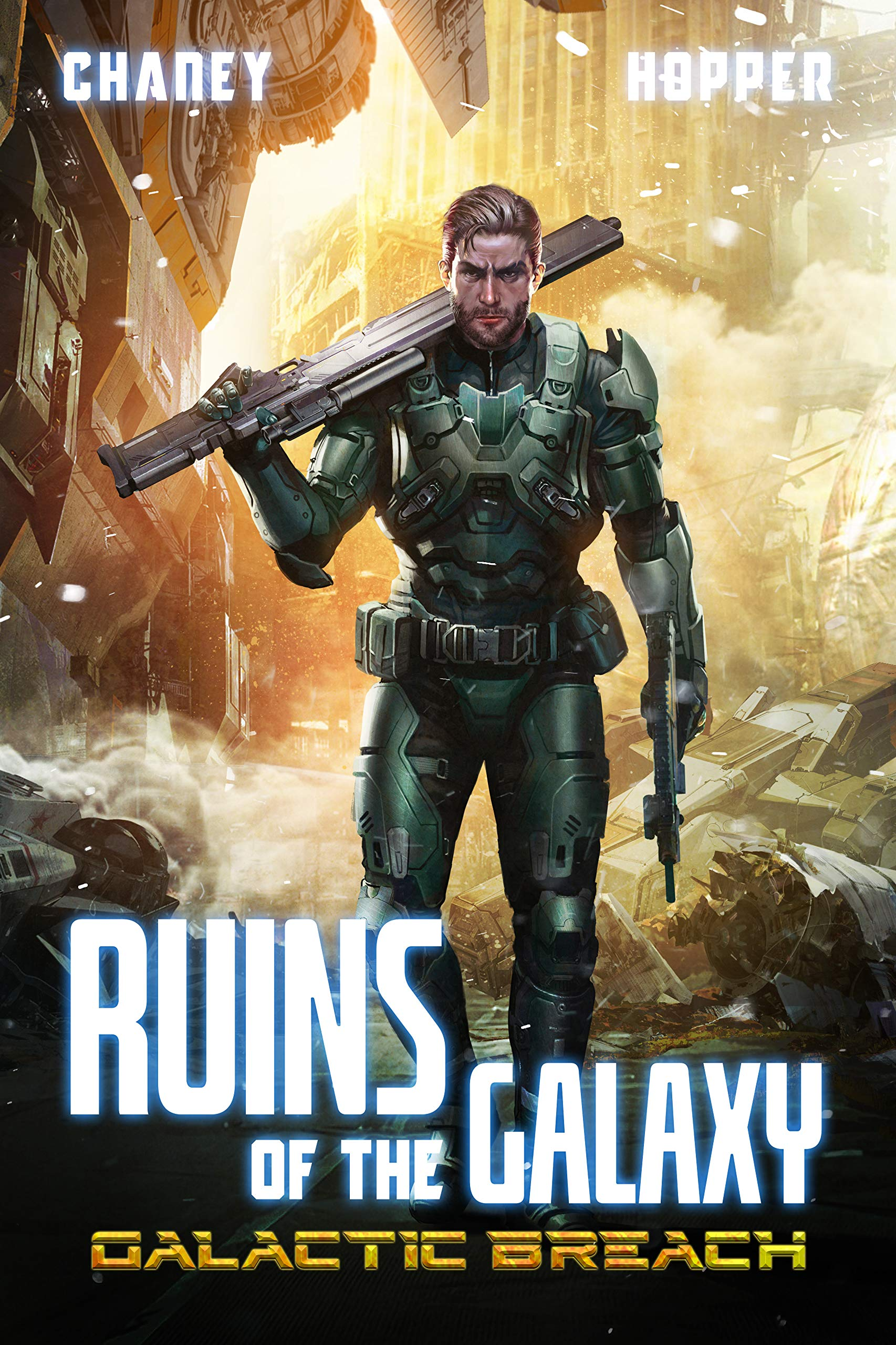Ruins of the Galaxy, Book 2