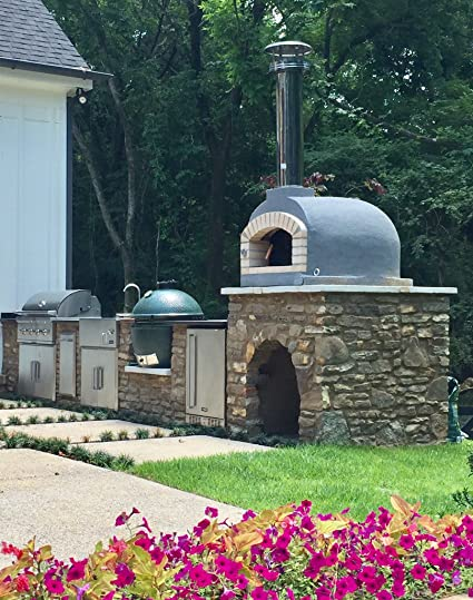 Pizza ovens wood brick for sale used outdoor