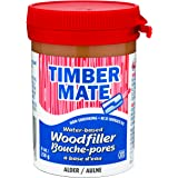 Timbermate Wood Filler, Water Based, 8-oz Alder