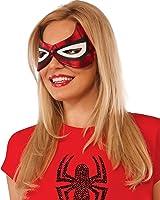 Marvel Rubie's Costume Co Women's Universe Spider-Girl Eyemask