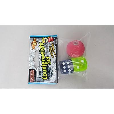 Duncan Yo-Yo Counterweight 3 pc Set: Toys & Games