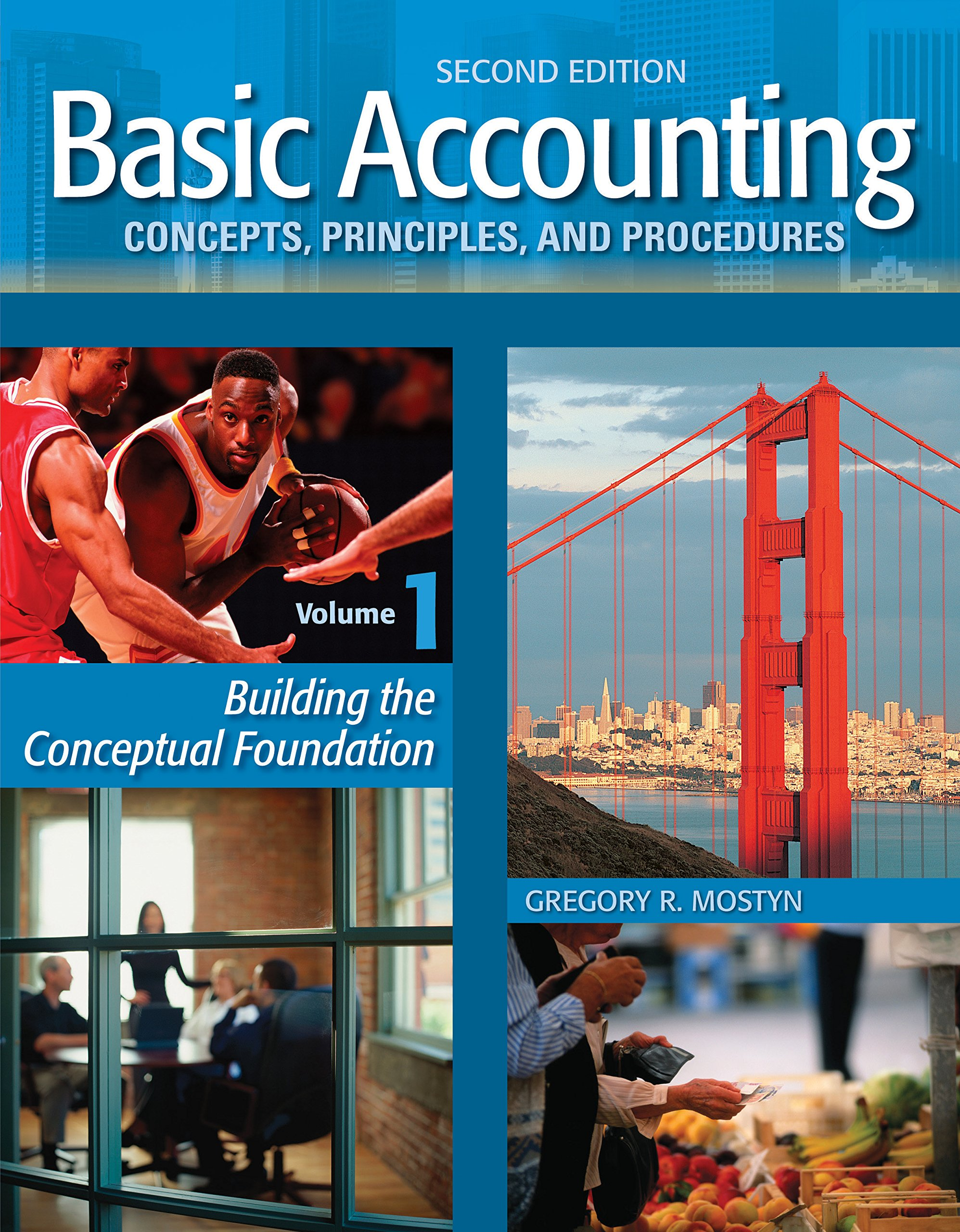 Download Basic Accounting Concepts, Principles, and Procedures, Volume 1, 2nd Edition PDF