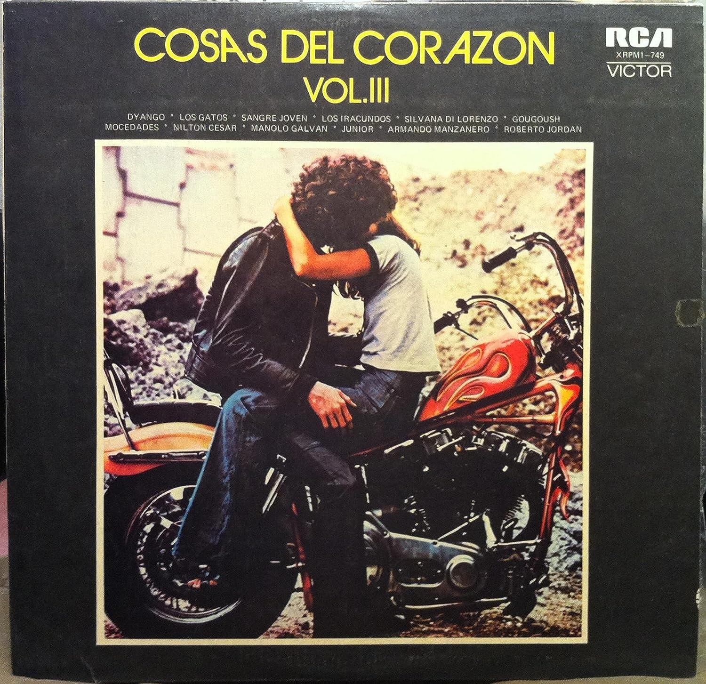 Various - Various COSAS DEL CORAZON VOL III vinyl record - Amazon.com Music