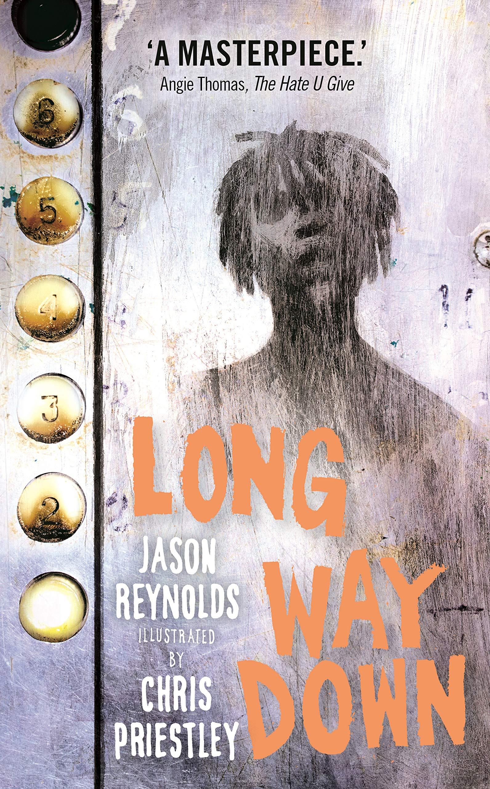 Long Way Down: Amazon.co.uk: Reynolds, Jason, Priestley, Chris: Books