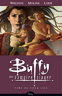 Amazon buffy season eight volume 1 the long way home buffy buffy the vampire slayer season 8 volume 4 time of your life buffy the fandeluxe Document
