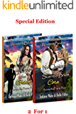 Western Bride: No Choice for a Scarred Bride & Two Grooms for Grace: 2 for 1 Special Edition (Across the Prairie Plain)