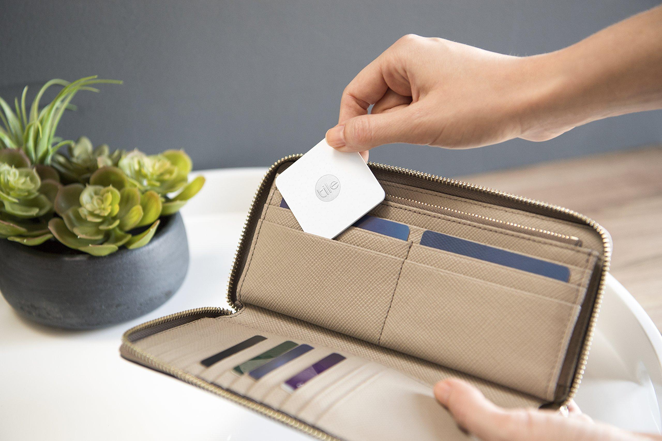 Tile Slim - Phone Finder. Wallet Finder. Anything Finder - 1 Pack by Tile (Image #4)