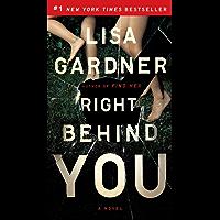 Right Behind You (An FBI Profiler Novel)