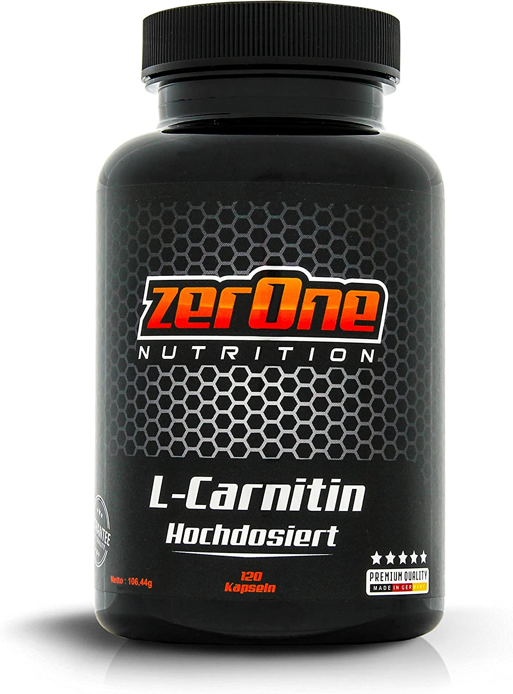 L Carnitin, wie man es nimmt, um Gewicht zu verlieren
