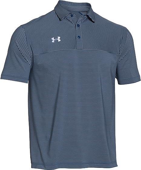 Under Armour camisa de Golf Club diseño de rayas Polo para hombre ...