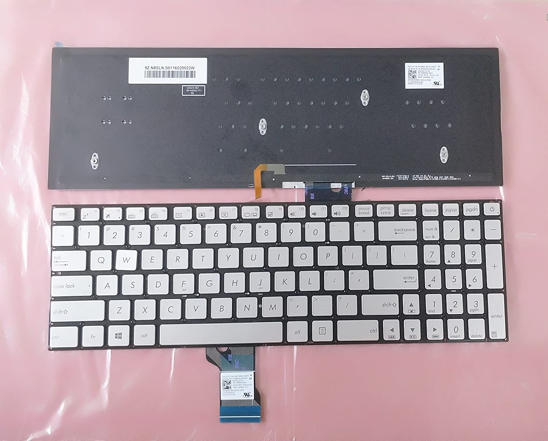 Genuine ASUS ROG G501JW-DS71 G501J G501VW SERIES Gaming Laptop backlit keyboard