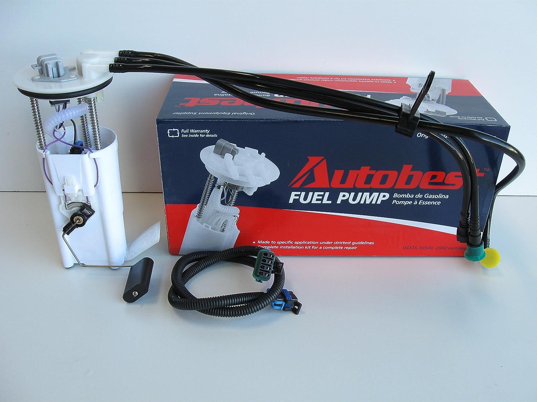 Autobest Fuel Pump Module Assembly-F2568A