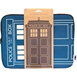 Doctor Tardis Case for 15 inch Laptop - Blue