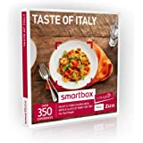Buyagift Taste of Italy Gift Experiences Box - 350 Italian dining gift options including a three course meal with wine