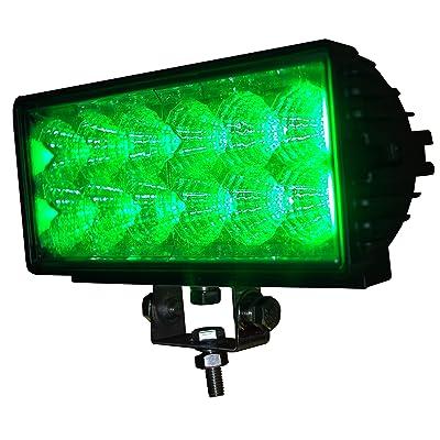 Kaper II L16-0079GR Green Hunting Light, 1 Pack: Automotive