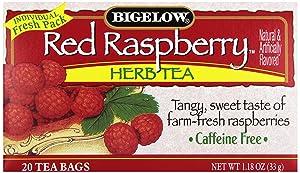 Bigelow Tea Red Raspberry Tea, 20 ct