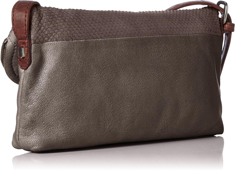 Liebeskind Berlin Women/'s Anacortes City Cross Body Handbag 4x27x14 cm Wxhxd