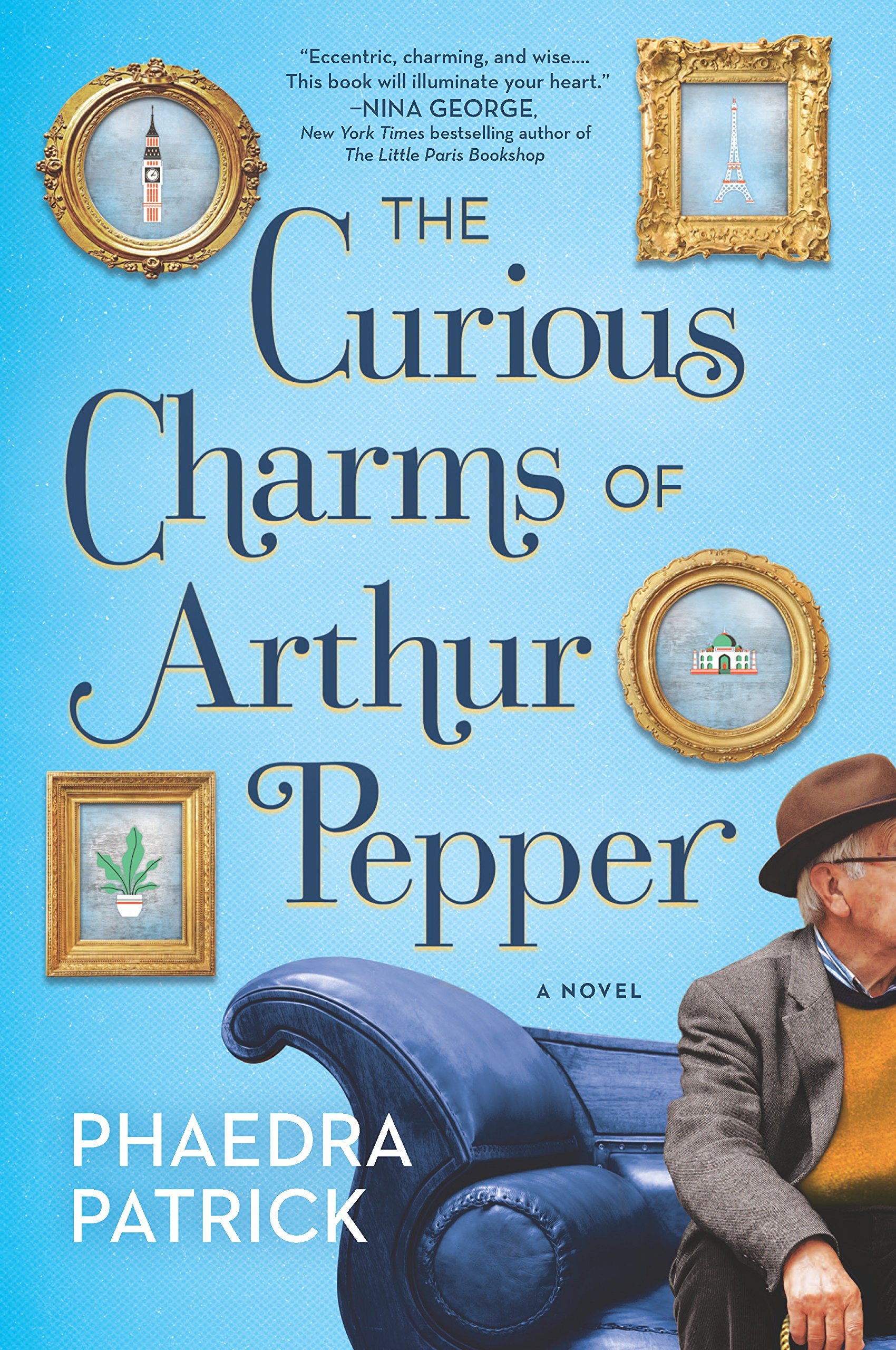 Image result for The Curious Charms of Arthur Pepper by Phaedra Patrick