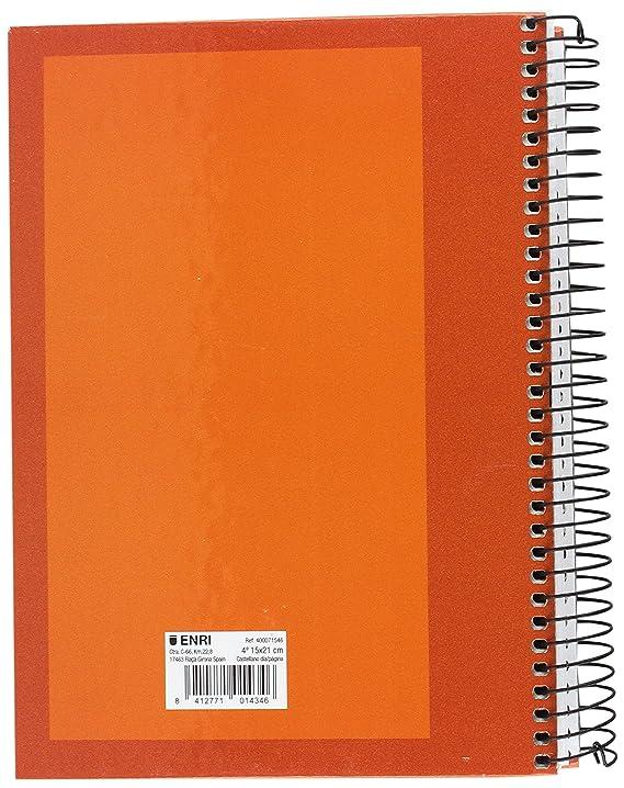Enri 400071546 - Agenda: Amazon.es: Oficina y papelería