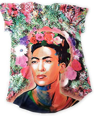 little artist kids sweatshirt Frida Kahlo Viva La Frida