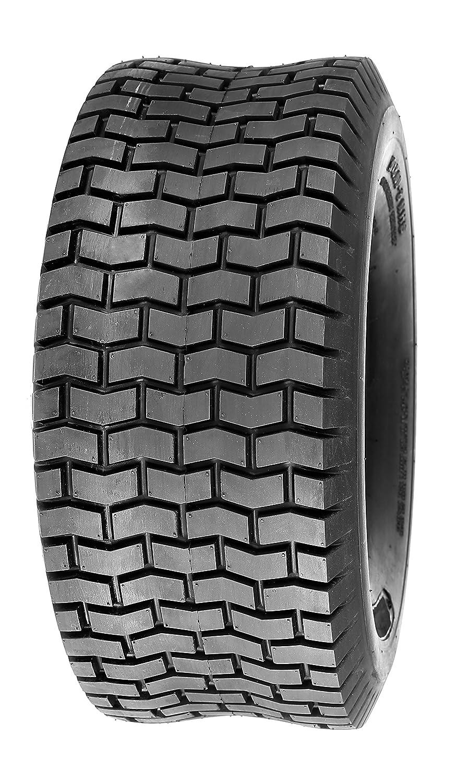 Deli Tire S-365, Turf Tire, 4 PR, Tubeless, Lawn and Garden Tire (15x6.00-6)