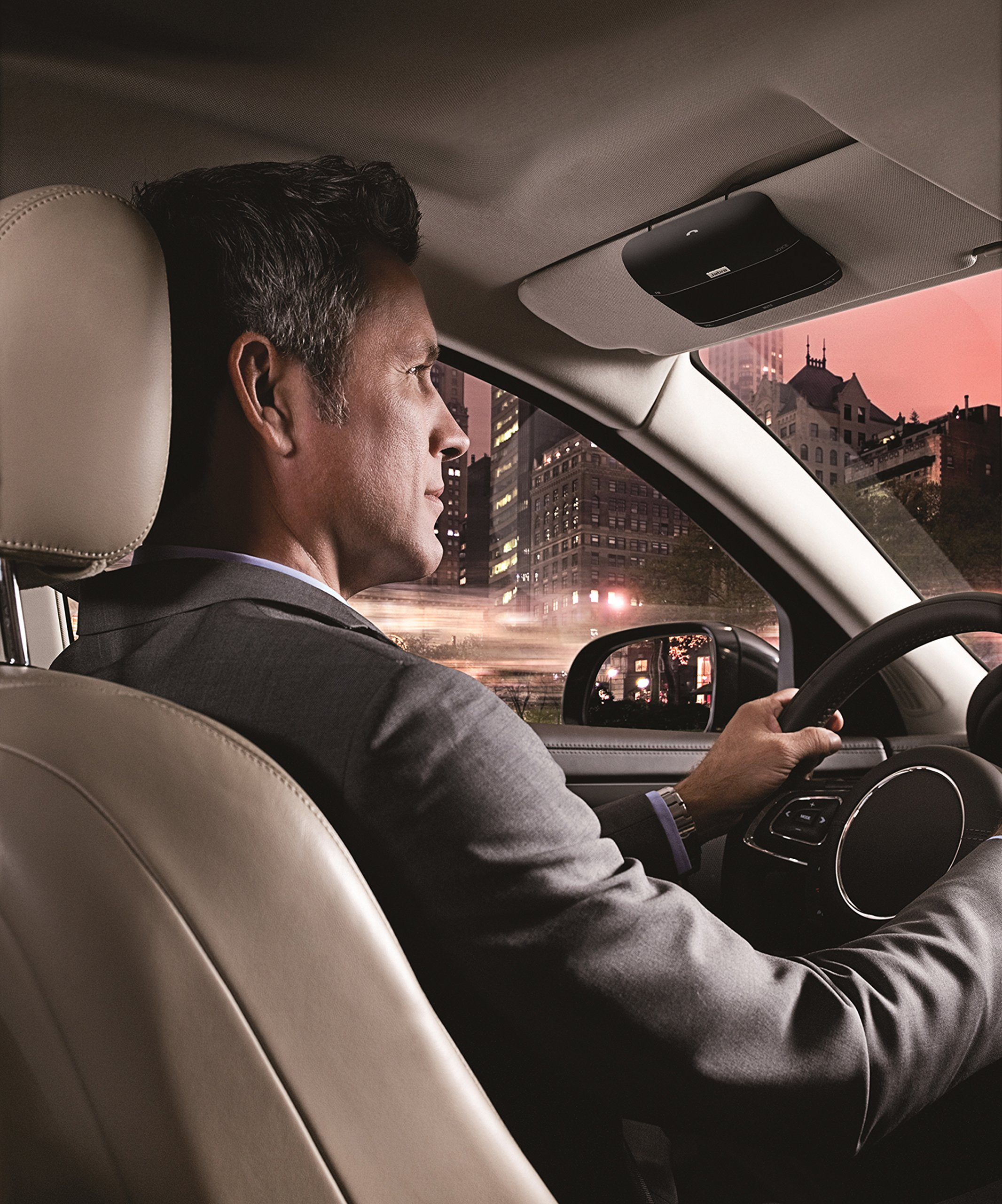 Jabra Freeway Bluetooth in-Car Speakerphone (U.S. Retail Packaging) by Jabra (Image #5)