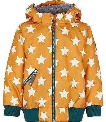 Winterjacke 104 orange