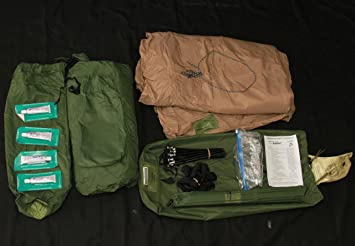 Usmc Marine Combat Tent Military Issue & Amazon.com : Usmc Marine Combat Tent Military Issue : Backpacking ...