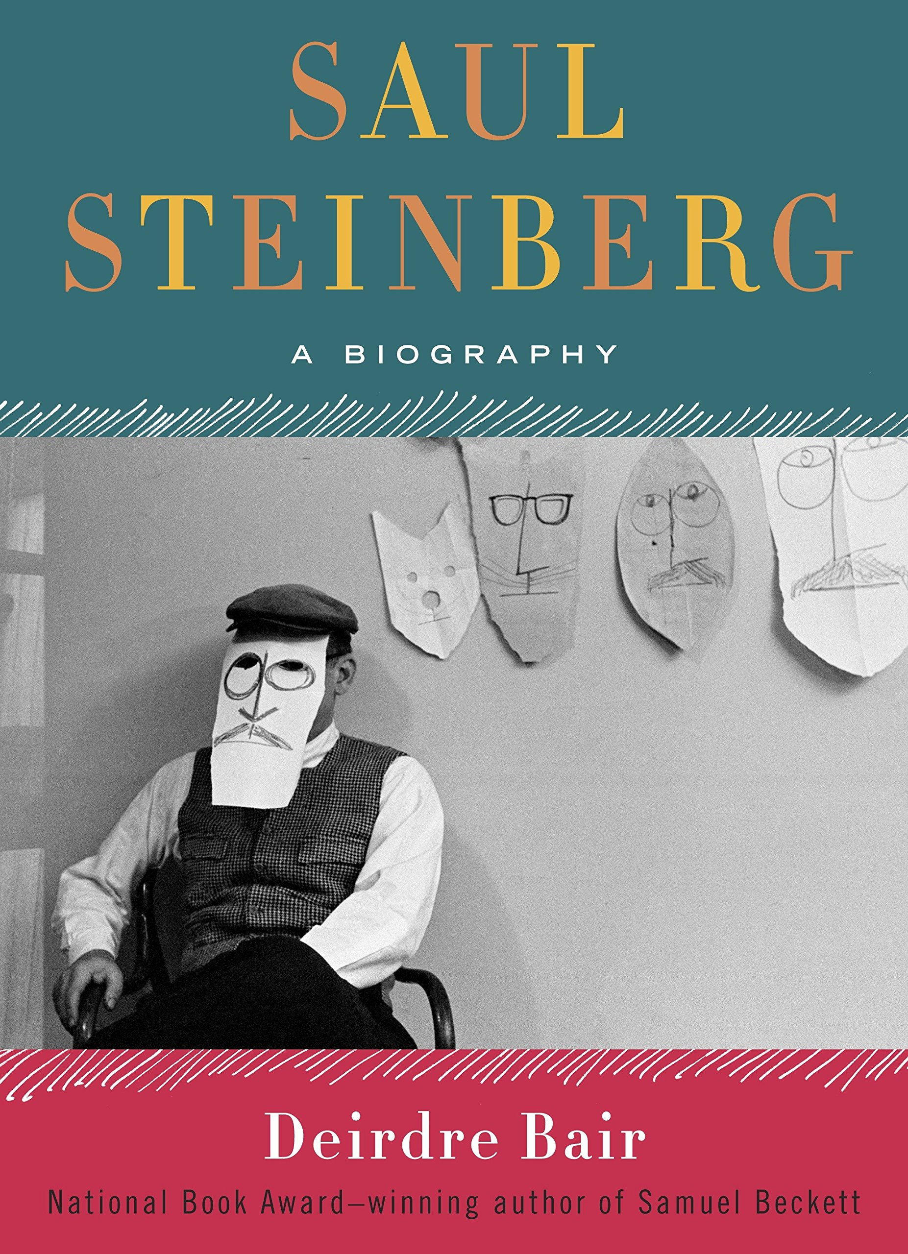 Saul Steinberg: A Biography, Bair, Deirdre