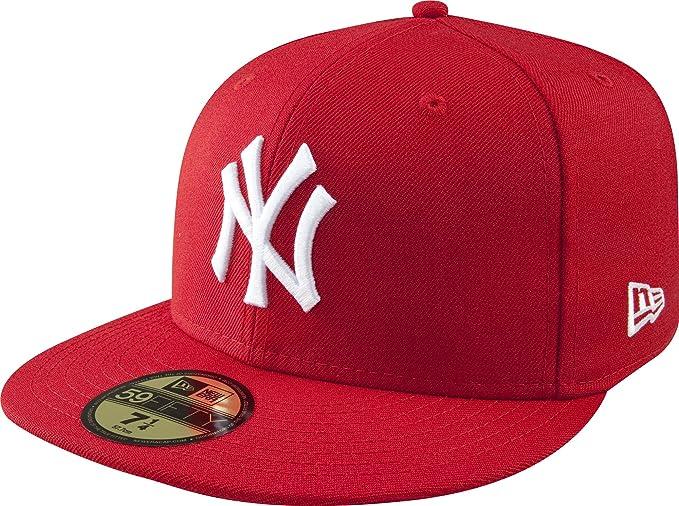 New Era Mlb Basic New York Yankees, Gorro para Hombre, Multicolor ...