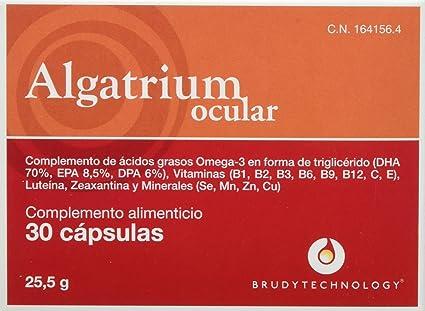 ALGATRIUM OCULAR (LUTEINA) 30 Perlas