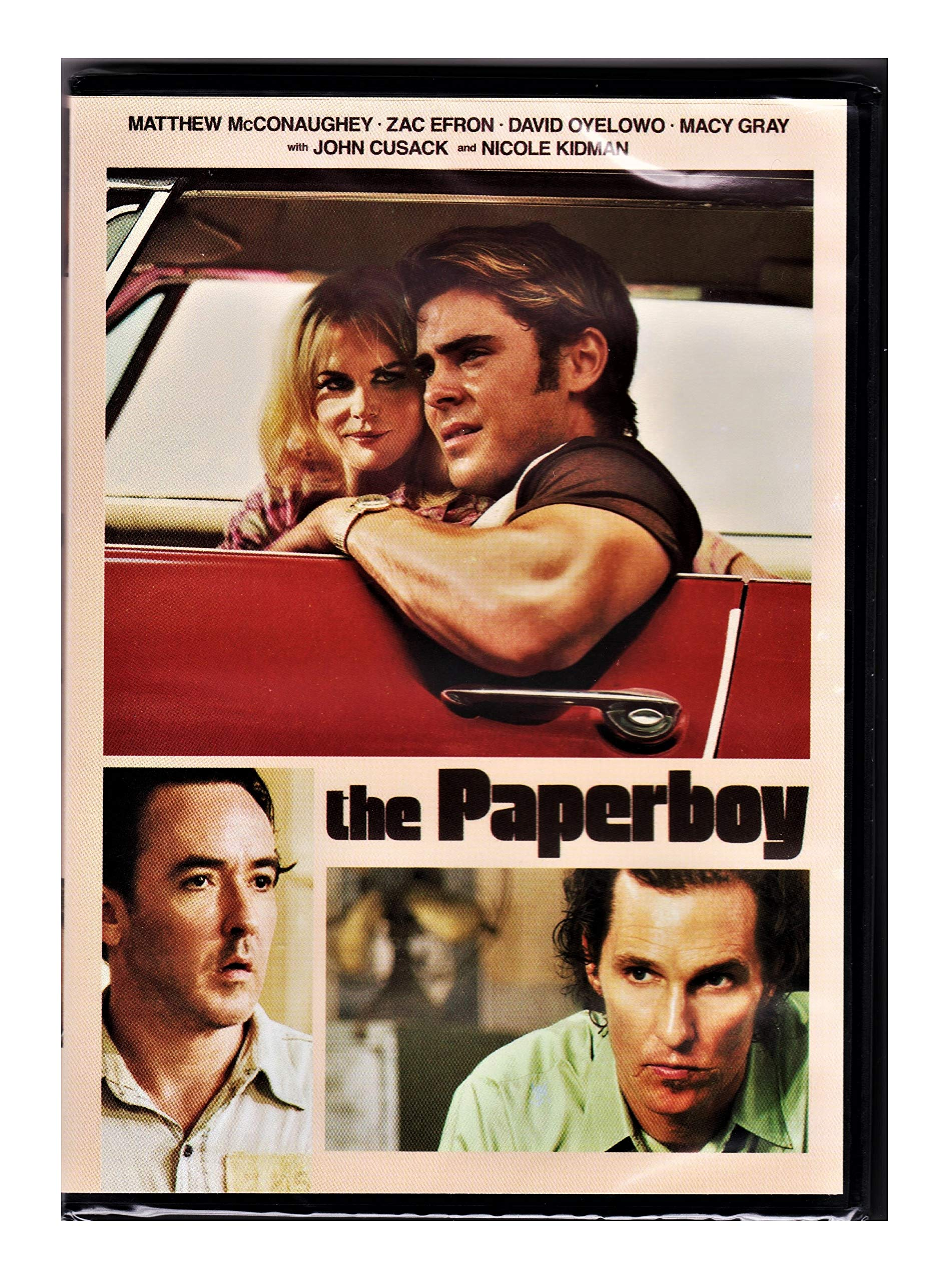 DVD : The Paperboy (Widescreen)