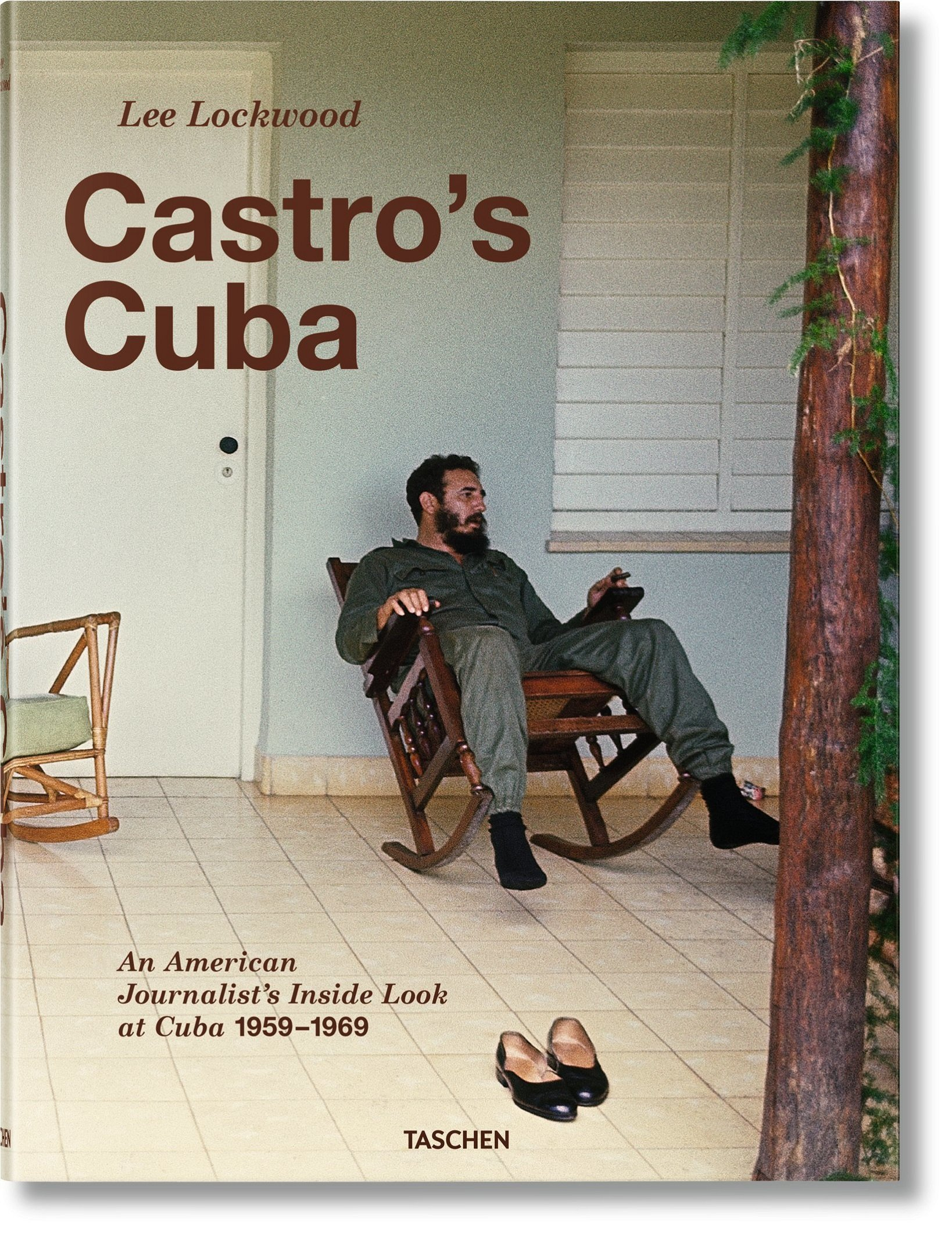 Lee Lockwood Castro S Cuba An American Journalist S Inside Look  # Muebles Heve Castro