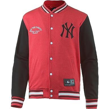 Majestic – Chaqueta Yankees Senells Forro Polar Letterman ...