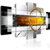 murando - Quadro 100x50 cm - 5 Parti - Quadro su tela fliselina - Stampa in qualita fotografica - astrazione a-A-0052-b-p