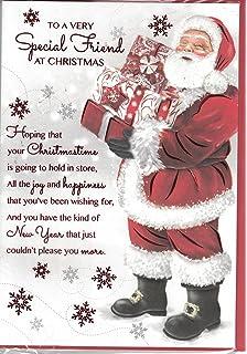 punch studio christmas santa claus book box holiday greeting cards