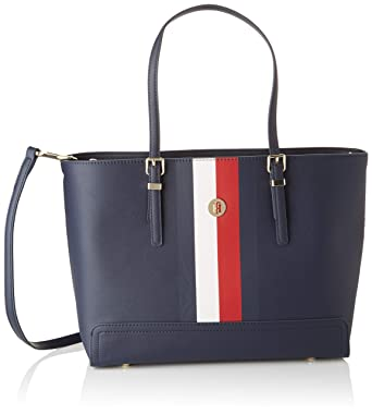55e06b87b31 Tommy Hilfiger AW0AW06867 Sacs Femme  Amazon.fr  Chaussures et Sacs