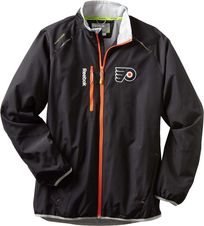 NHL Philadelphia Flyers Colorado Springs Portland Mall Mall Center Kinetic Jacket Ice Rink