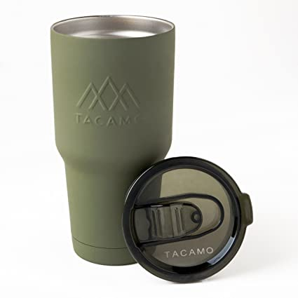 Amazon com: Tacamo 30 Oz Stainless Steel Vacuum Insulated Tumbler
