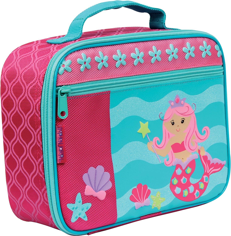 Stephen Joseph Mermaid Backpack and Lunch Box