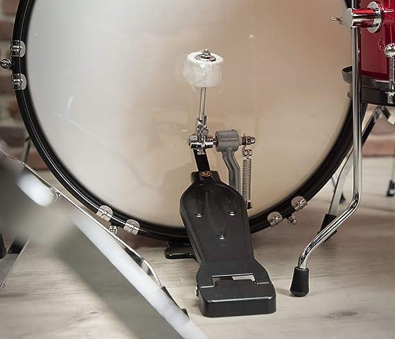 Oqan - Batería junior qpa-5 red: Amazon.es: Instrumentos musicales