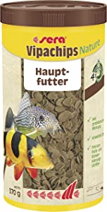 Sera 519 vipachips 13 oz 1.000 ml Pet Food, One Size