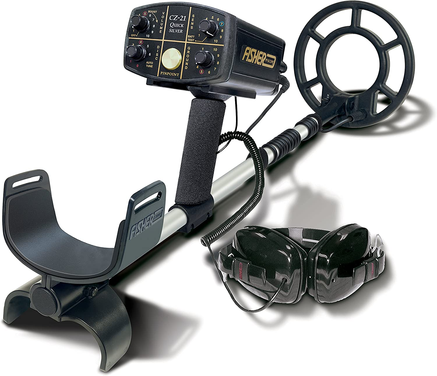 Fisher CZ21-8 Underwater Metal Detector