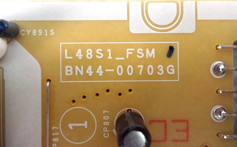 Samsung UN40J5500AFXZA BN44-00703G Power Supply Board
