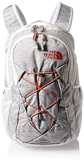 The North Face Jester Mochila para Mujer, Tin Grey Dark(Spiced Coral, One Size: Amazon.es: Deportes y aire libre