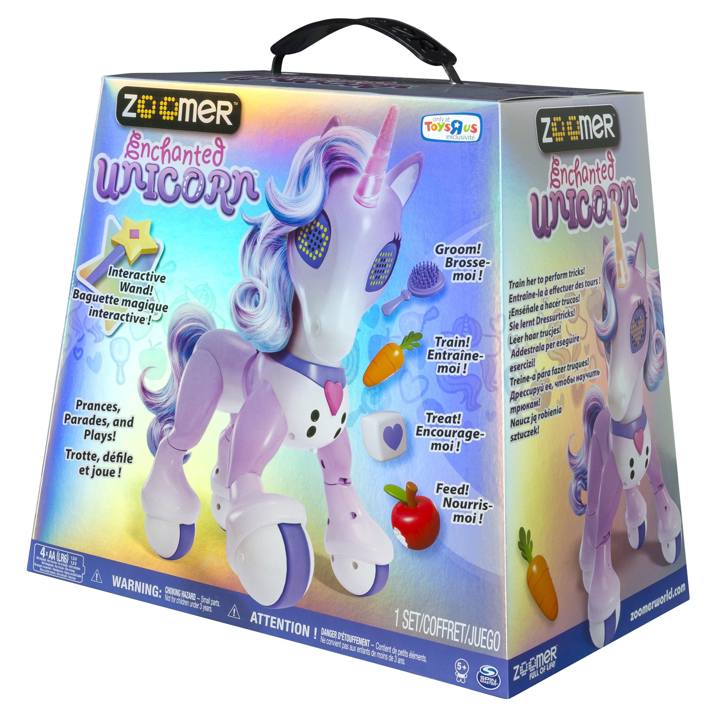Zoomer 6040309 Enchanted Unicorn Toy by Zoomer (Image #9)