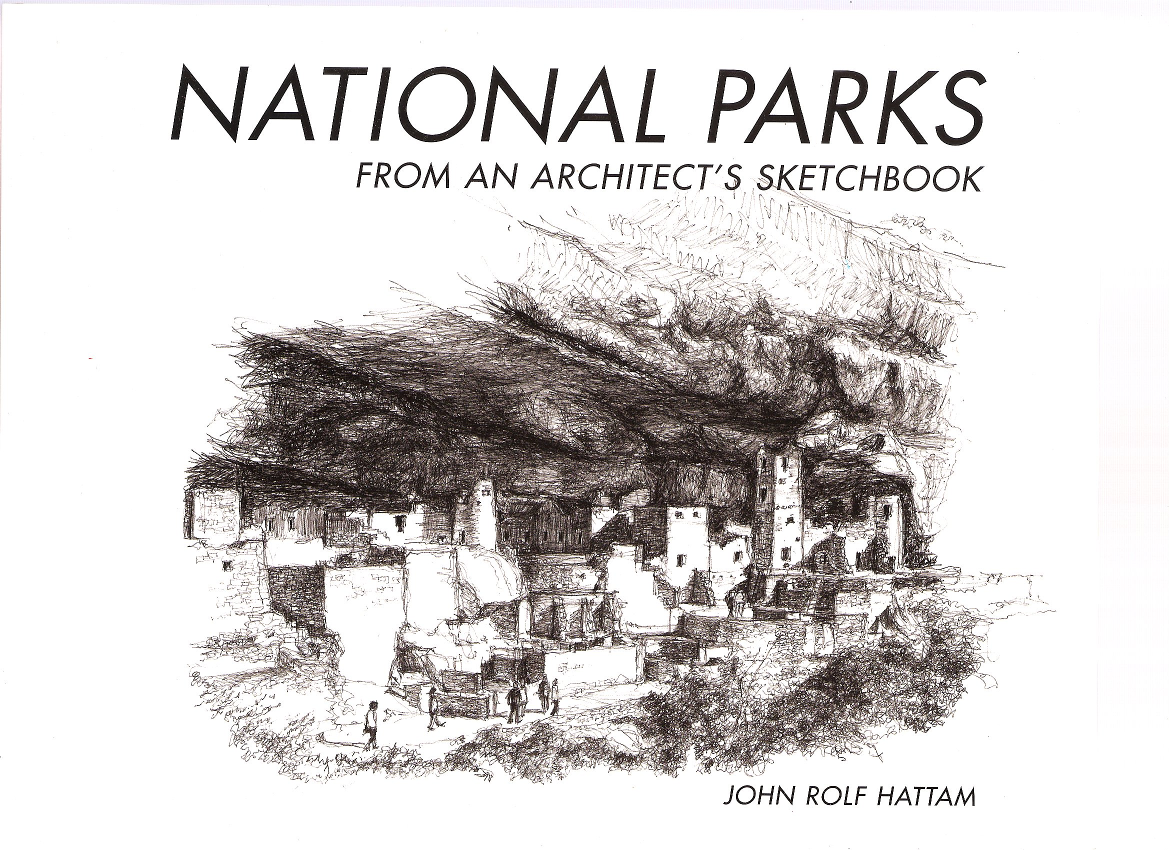 National Parks from an Architect's Sketchbook pdf