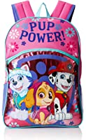 Paw Patrol Girls' Pup Power! 16 Inch Backpack