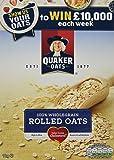 Quaker Oats Original Porridge Oats, 1 Kg, Pack of 6